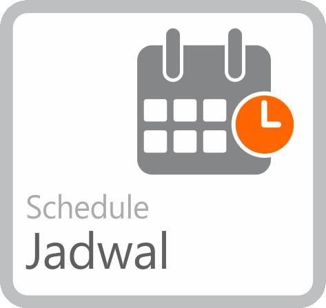 INFO: JADWAL PERKULIAHAN SEMESTER GANJIL PROGRAM STUDI PENDIDIKAN KIMIA T.A 2019/2020